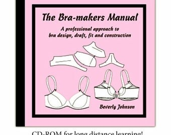 Bra-makers Manual on CD