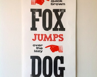 The quick brown fox over the lazy dog