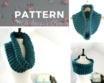 XOXO cushion cover knitting pattern home by ...