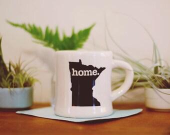 Minnesota home. Ceramic Coffee Mug