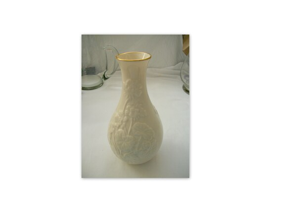 Lenox Wedding Gifts: Vintage Lenox Countness Collection Vase Great Housewarming