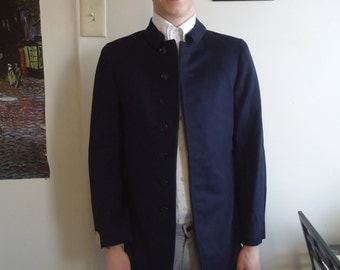 Vintage DEADSTOCK 1930s Eagleson & Co. Oakes Uniform Cloth Uniform Jacket 37