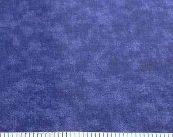 Shades of Blue Cotton Quilt Fabric  - Sold by the 1/2 Yard - D37 - Blue Quilt Fabric - Fabric by the Yard