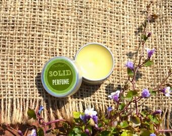 Solid Perfume Organic & Vegan CITRUS BLISS 6ml Handmade
