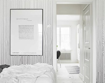 Polka dot self-adhesive vinyl Wallpaper wall sticker - wallpaper decal C048