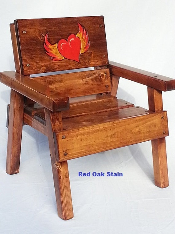 Outdoor Patio Furniture Childrens Chair by HappyChairsandMore