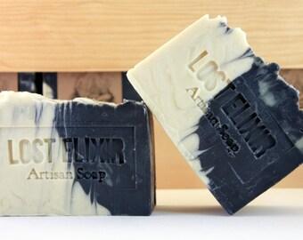 Frankincense and Myrrh, All Natural Soap, Handmade Soap, Cold Process Soap, Bar Soap, Oolong Tea Soap, Frankincense Soap, Myrrh Soap