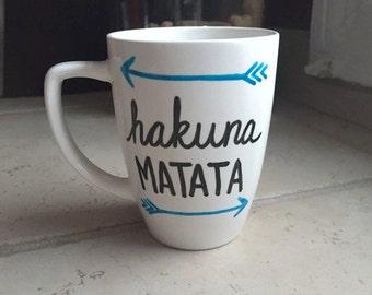NEW! Hakuna MATATA.