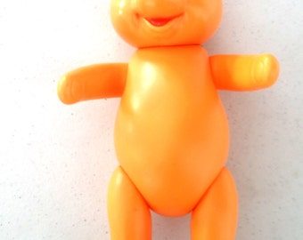 1970's, Winnie the Pooh, Doll with Squeaker