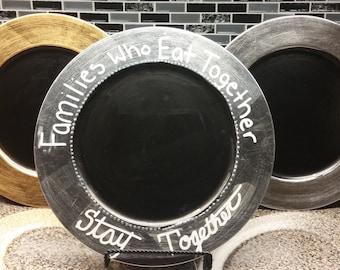 Chalk Plate