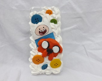 Adventure Time inspired iPhone 5c case