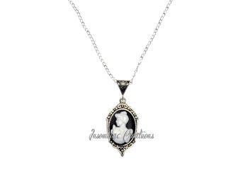 Cinderella Cameo Necklace
