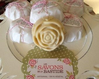 Fabulous rose hip face soap