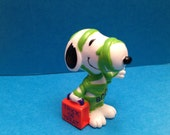 Snoopy Halloween Figurine - Vintage - Snoopy in Costume