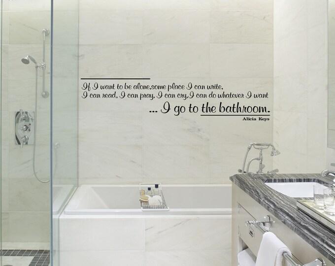 Bathroom Wall Writing bathroom / laundry - r i n ö home decor