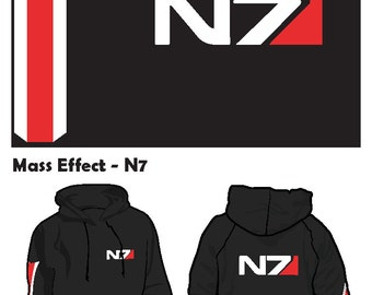 Mass Effect Normandy Hoodie