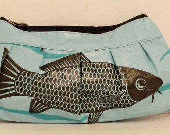 Blue Fish Clutch