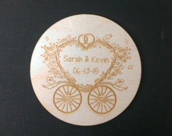 Wedding Favor Magnets - Bride, Groom, Gift, Save the Date