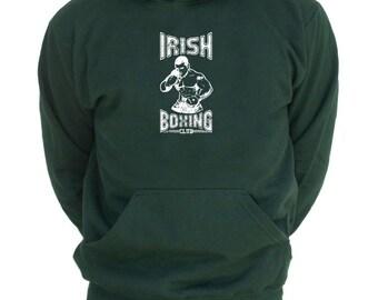 Irish Boxing Club Hoodie