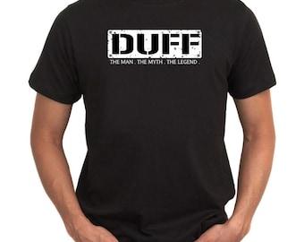 Duff  The Man  The Myth  The Legend T-Shirt