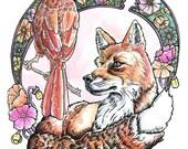 The Bird & the Fox
