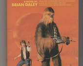 1981 Han Solo's Revenge, Brian Daley (5th Printing) Paperback Star Wars Book.  VF+.  Del Rey Books