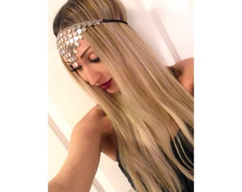 Chain Gypsy Headband