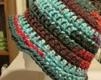 Sunset Cloche Hat