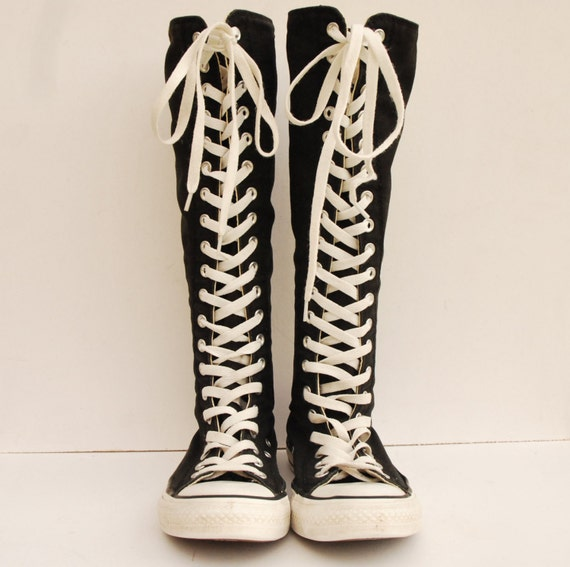Shop for and buy knee high converse online at Macy's. Find knee high converse at Macy's.