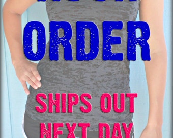 Expedited Shipping - Ships Out Priority Mail Express - Delivery is 1-2 Day Shipping Speed.