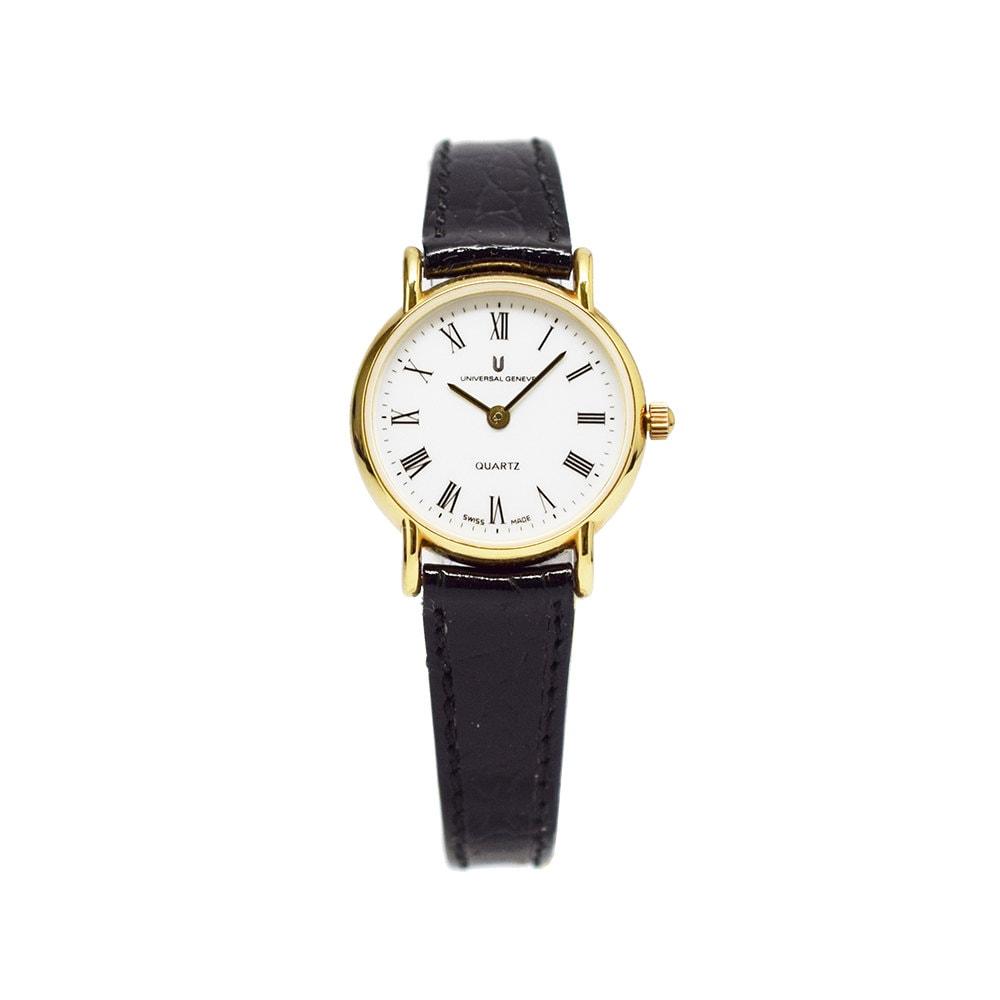 vintage ladies universal geneve watch. Black Bedroom Furniture Sets. Home Design Ideas