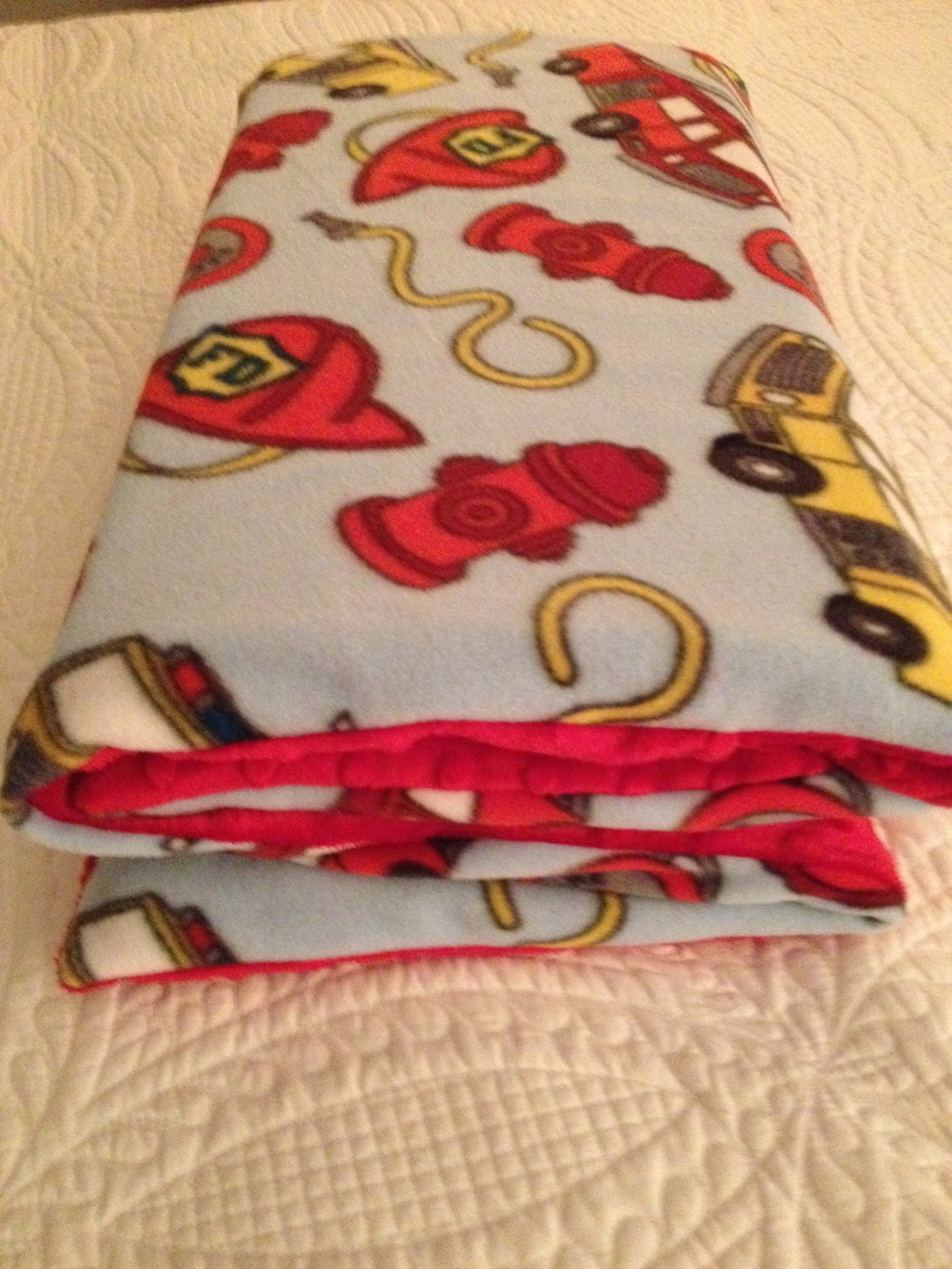 Boys Comfy Covers For 1 Thick Nap Mats