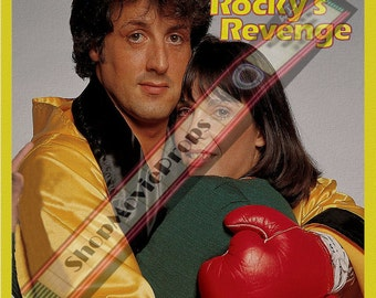cover people magazine 1976 used in Rocky 2 and 3