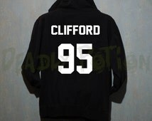Michael Clifford Hoodie 5 Seconds of Summer Shirt Unisex - Size S M L XL