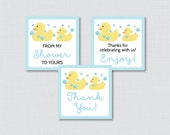 Rubber Ducky Printable Fa...