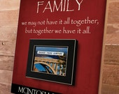 Christmas Ideas, Gifts for Family, Christmas Gift, Christmas Present, Gifts for Mom, Gifts for Dad, Personalized Frame, Anniversary Gift