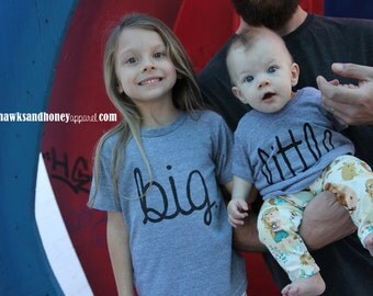 big + little sibling set