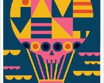 Pavement Stephen Malkmus Concert Poster Denevr 2010