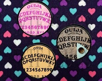 Ouija Board Plugs- Fake,5mm,6mm,8mm,10mm,12mm,14mm,16mm,18mm,20mm,22mm,24mm,25mm,26mm,28mm,30mm,32mm,34mm,36mm,38mm,40mm,42mm,44mm,50mm