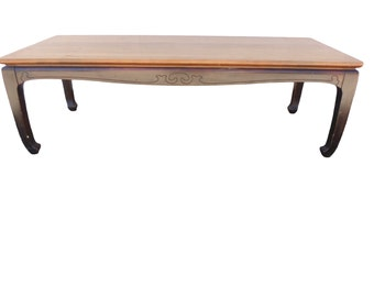 Vvh Vintage Ming Coffee Table Mid Century Modern Coffee Table Lane Chinoiserie Coffee Table Asian Inspired