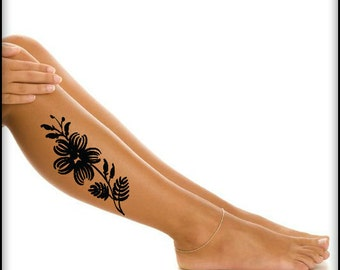 t towierung 3d schmetterlinge fake tattoo schmetterling d nne. Black Bedroom Furniture Sets. Home Design Ideas