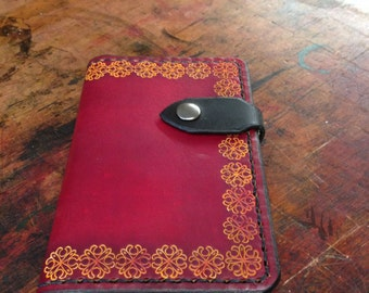 Port of Call Handcrafted Women's Wallet