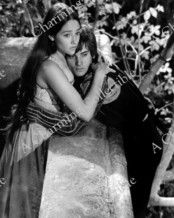Olivia Hussey And Leonard Whiting Married OLIVIA HUSSEY & Le...
