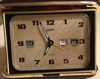 sharp travel alarm clock instructions