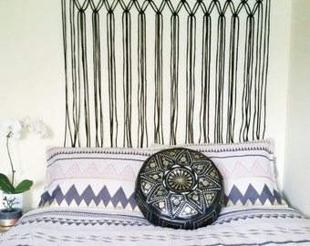 Macrame Bed Head S