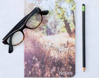 Notebook, Mount Diablo / Notebooks, Sketch Notebook, Pocket Journal, Writer's Notebook. Photography.