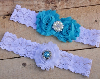 Something blue wedding garter Blue wedding garter blue garter something blue bridal garter Wedding garter blue something blue garter wedding
