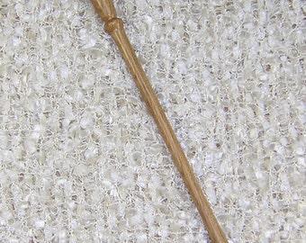 Hand-turned Sandalwood Hairstick