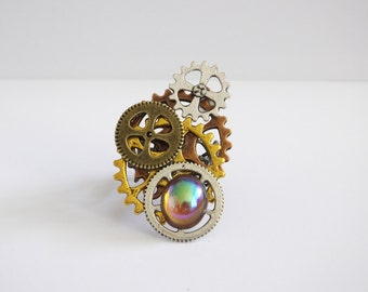 Machinery, Steampunk Ring