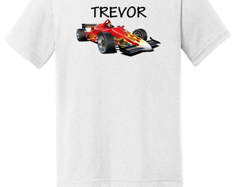 Popular items for race car t shirt on etsy for Race car driver t shirts